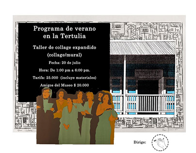 Taller: Collage/mural
