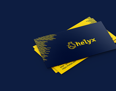 Helyx rebranding