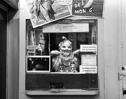Les Anges du Cinéma Beverley - Paris