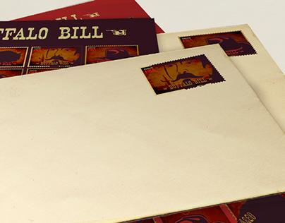 Buffalo Bill Stamps