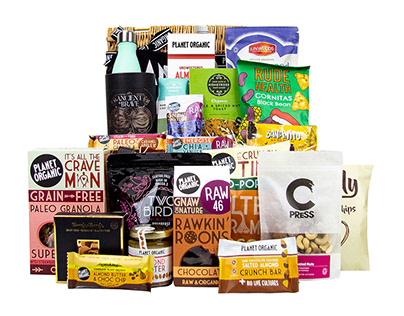 PLANET ORGANIC HAMPERS