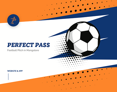 Perfect Pass - Football Ground Booking App & Website