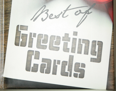 Best Of Greeting Cards book entry
