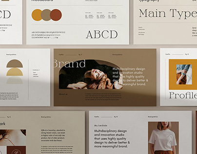 Brand Guidelines | Indesign & Powerpoint
