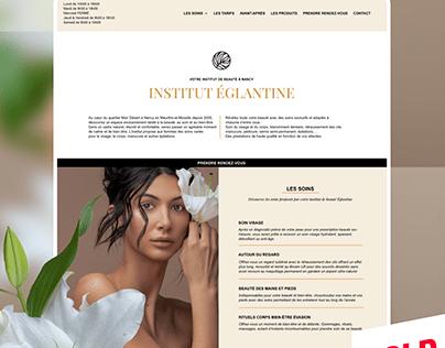 Website - Institut Églantine Nancy