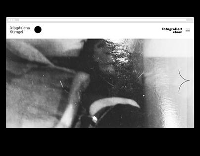 Magdalena Stengel Corporate Design and Website