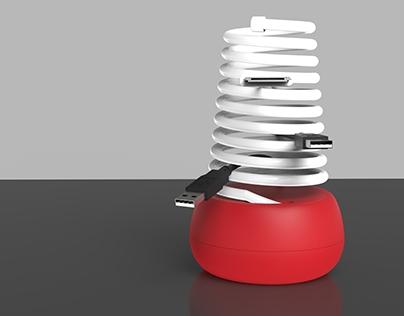 Swirl - Cable Organizer
