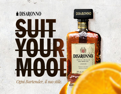 Disaronno - The Mixing Star