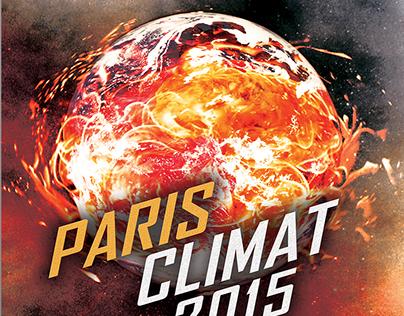 [Affiche] Paris Climat 2015