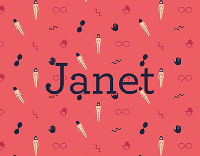 Janet - underwear