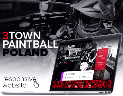 The largest indoor paintball in Tricity, POLAND