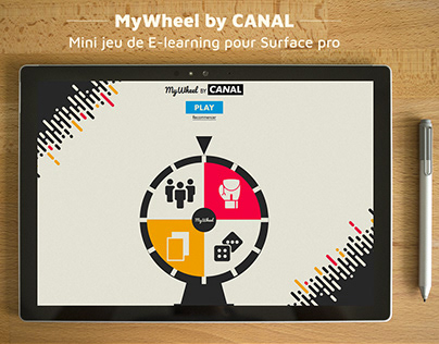 MyWheel by CANAL