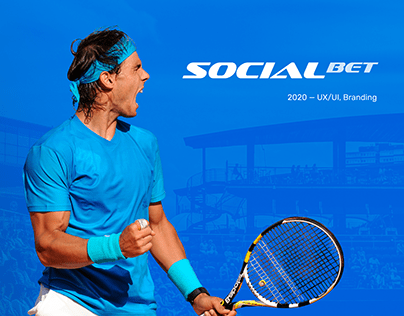 Social.bet — sport betting platform UX/UI