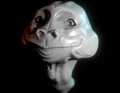 Turtle Sculpt