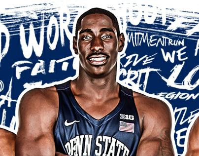 Penn State University Men's Basketball