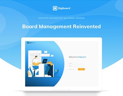 Digiboard - Board Management App