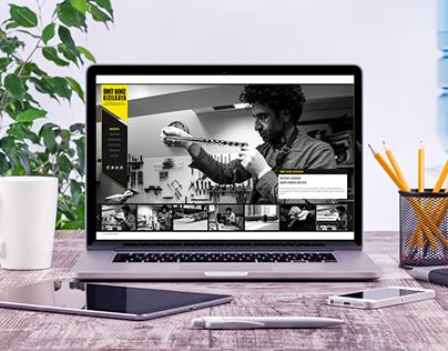 Deniz Kızılkaya - Web Design Project