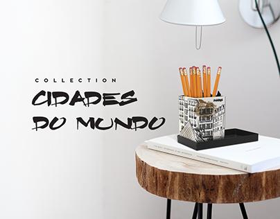 Collection Cidades do Mundo :: Product Design