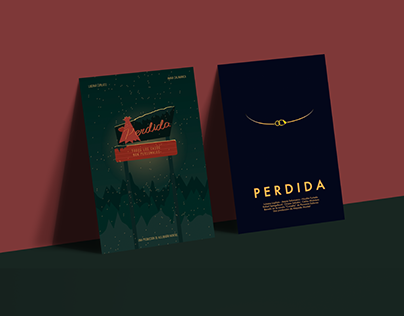 PERDIDA Movie Posters