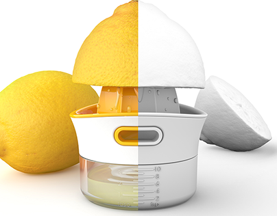 MSC/JOIE - Apple Peeler & Lemon Juicer