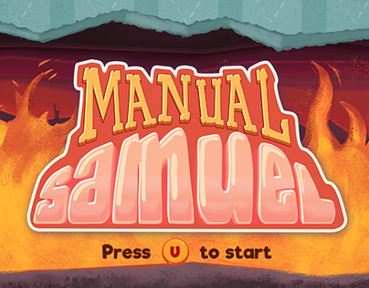 Manual Samuel Game assets
