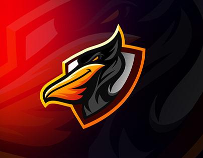 mascot logo design pixelpk