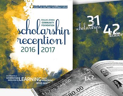 DJCF Scholarship Reception