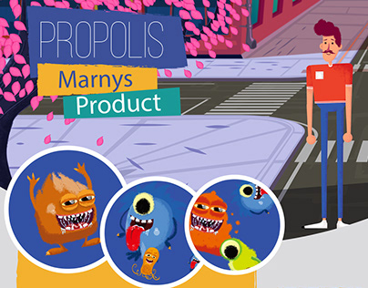 Propolis - Motion Graphics