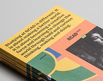 NCAD Recruitment Campaign and Prospectus