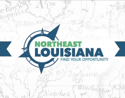 Northeast Louisiana Brand Book