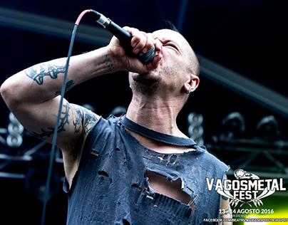Discharge | Vagos Metal Fest 2016