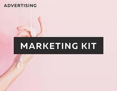 Presentation of advertising integrations
