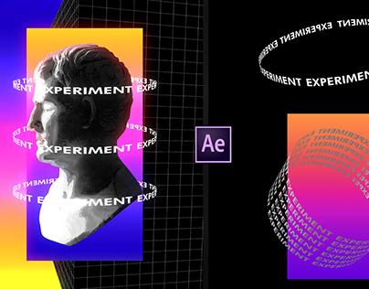 TUTORIAL - Kinetic Rotation Typography