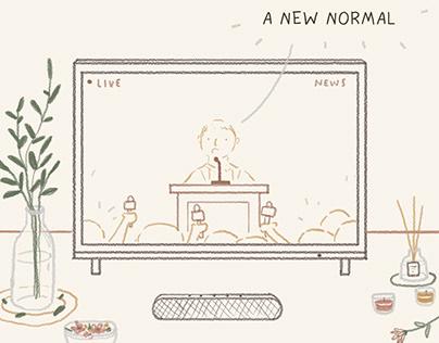 New Normal - Short Comic