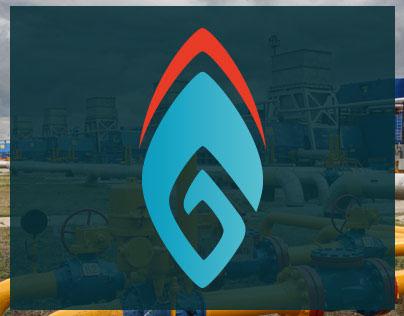 Газэнергокомплекс регион - лого, фирстиль, сайт