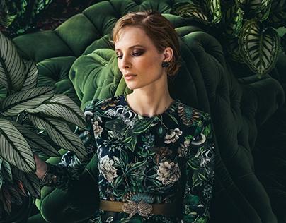 Lena Hoschek - Wintergarden