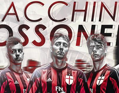 "Macchina Rossoneri ""AC Milan"""