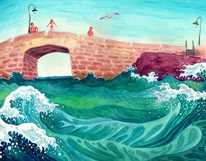 El Puente Canal - regalo para mi Abuela Isabel