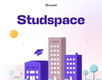 Сайт для Studspace — онлайн выставка ВУЗов