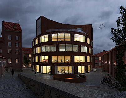 KTH School of Architecture in Sweden