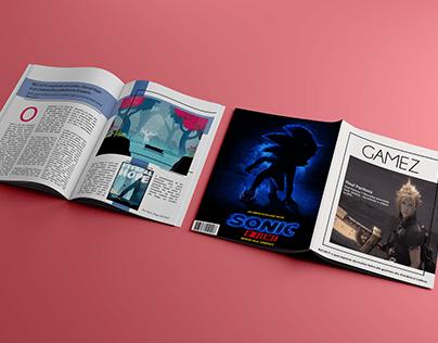 Diagramação de Revista