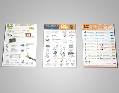 Documentations promotionnelles
