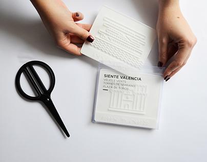 SIENTE VALENCIA  Postales Inclusivas