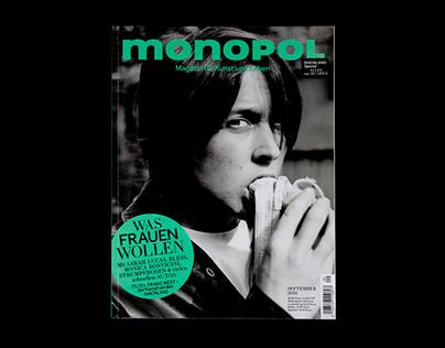 road to documenta – illustrations for monopol magazin