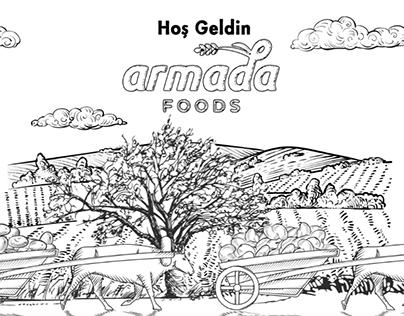 Ailemize hoş geldin Armada Foods! :)