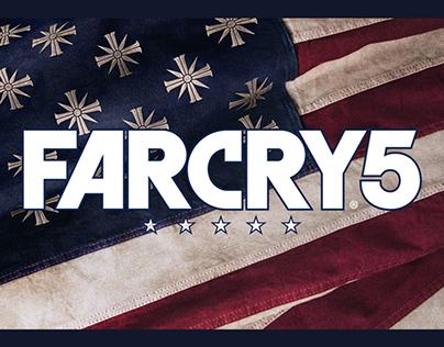FarCry 5 Brands x Ubisoft