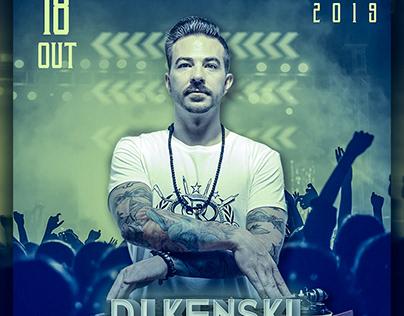 DJ KENSKI - DESIGNERCOMVC