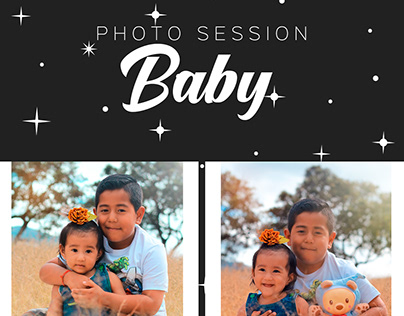 PHOTO SESSION BABY - 2019