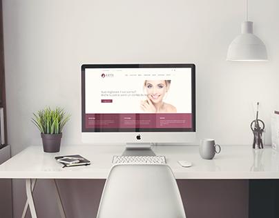Arya Dental Spa / UX-UI Design