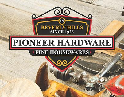 Pioneer Hardware Look Book